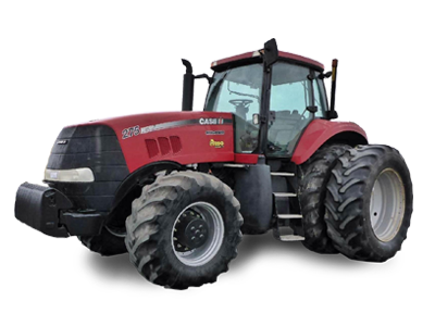 Ag Tractor Inventory