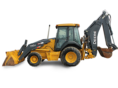 Backhoe Inventory